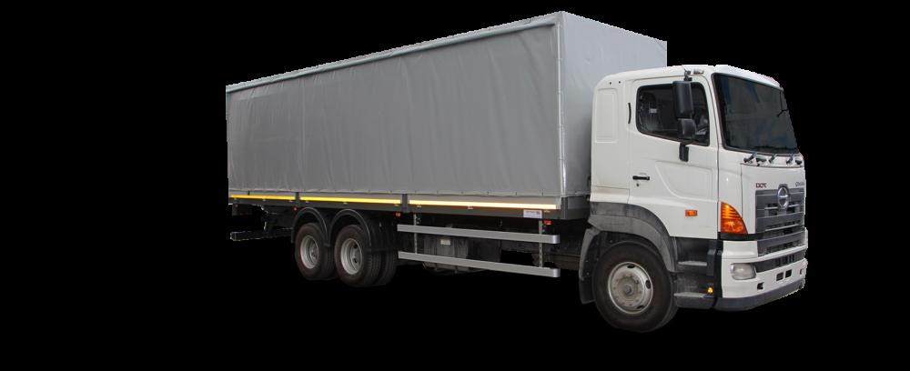 грузовой бортовой автомобиль