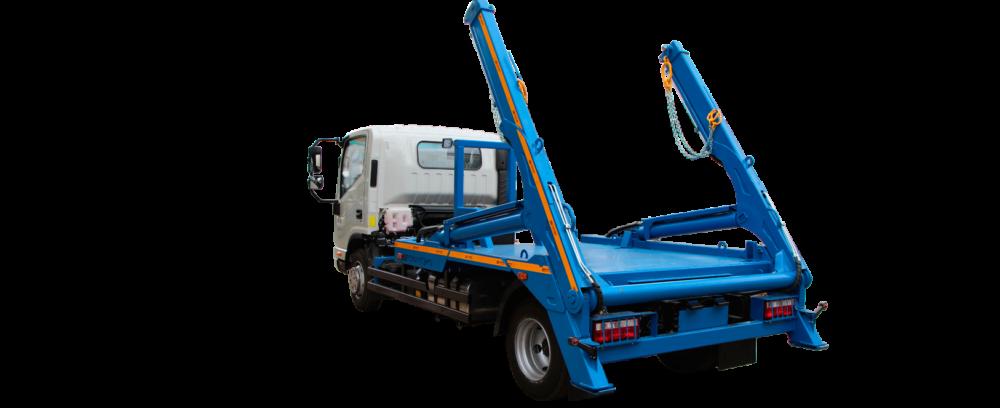 Переоборудование грузового автомобиля в бункеровоз цена